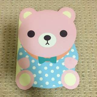 Cute Pink Bear iPad Air 2 Case