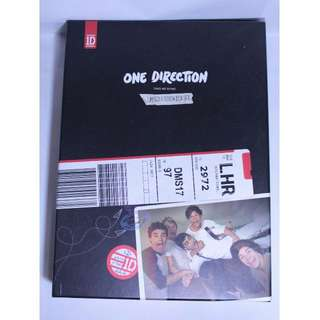 One Direction 'Take Me Home' Limited Edition Boxset