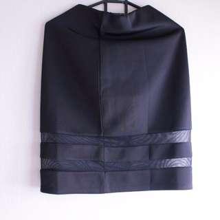 H&M Black Skirt (size S)