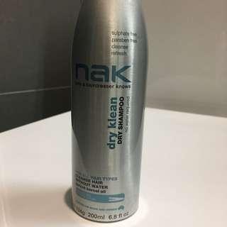 NAK Dry Klean Dry Shampoo