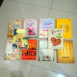 Novel Indo