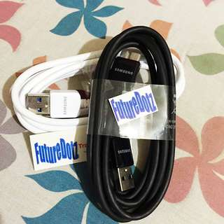 Samsung USB 3.0 black cable for Galaxy S5 Note 3 G900i N9005