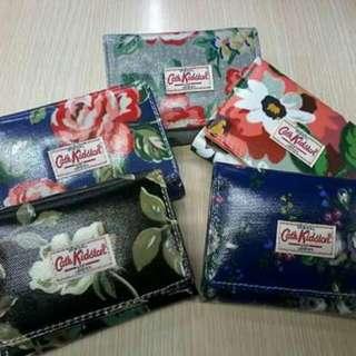Cath Kidston 3 Fold Wallet