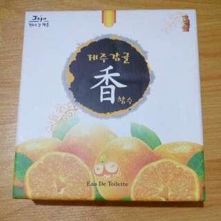 KpJeju Korea Orange Eau De Toillette 30ml+20ml (gift Pack)
