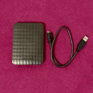 ** MOVING OUT SALE - $ 110** 2TB Samsung M3 Portable External Hard Disk