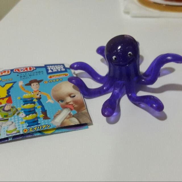 玩具總動員比章魚