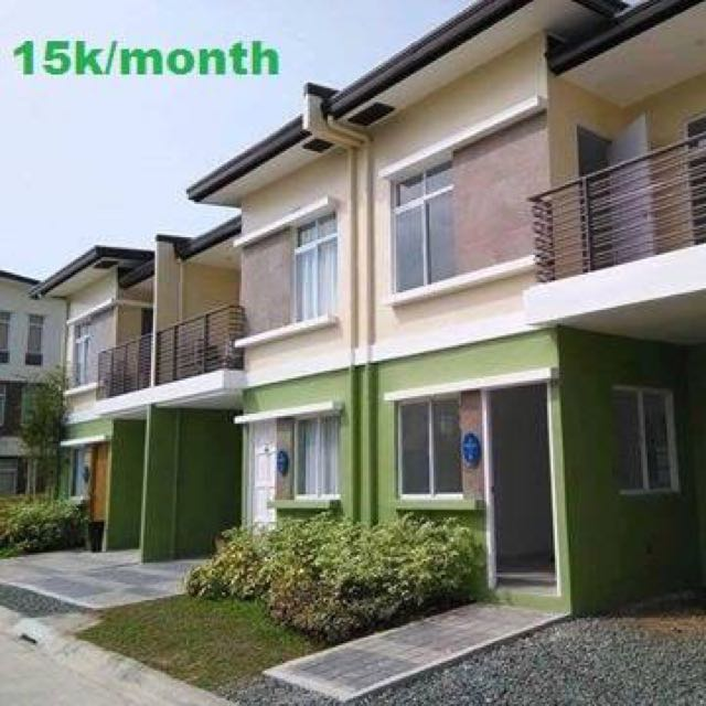 Adelle House 4 Bedrooms/2 Toilet And Bath (Townhouse Type)