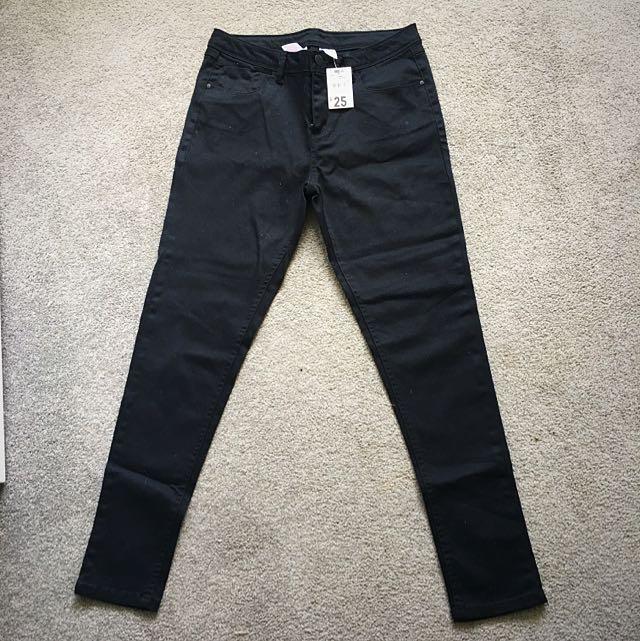 Ankle Gazer Jean