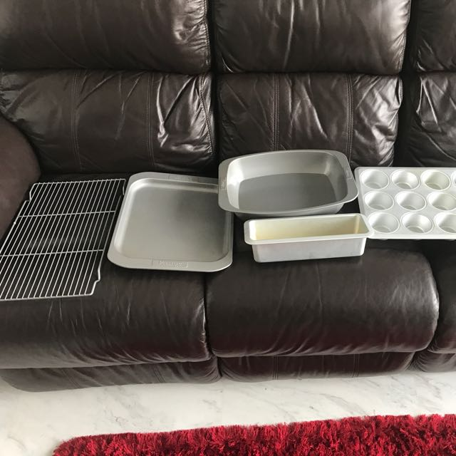Assorted Baking Trays One Price Take All!