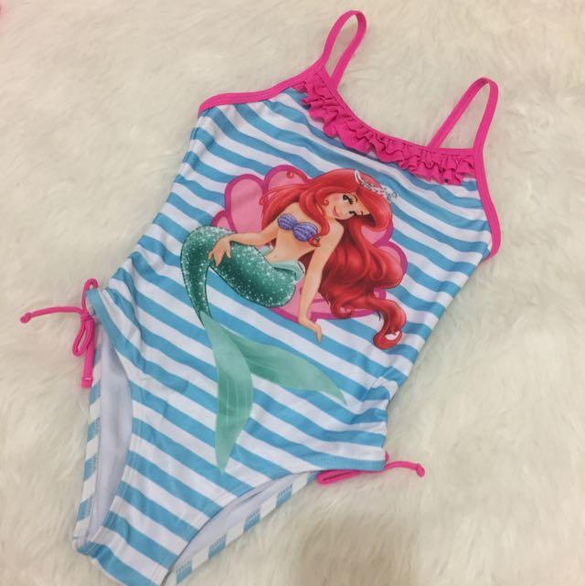 Baju Renang Disney - Mermaid