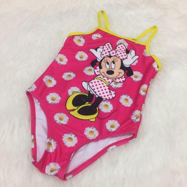 Baju Renang Disney - Minnie Mouse
