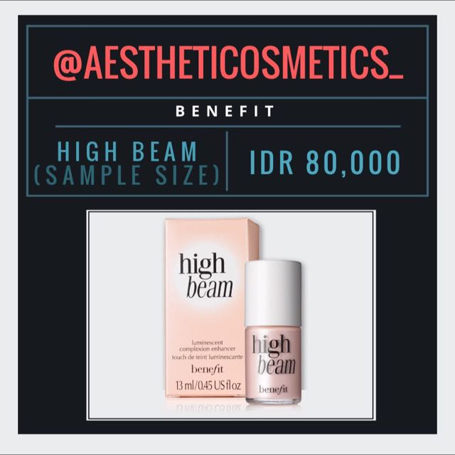 Benefit: High Beam