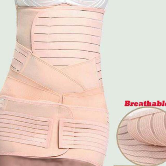 bengkung 3 in 1 free size up to XL