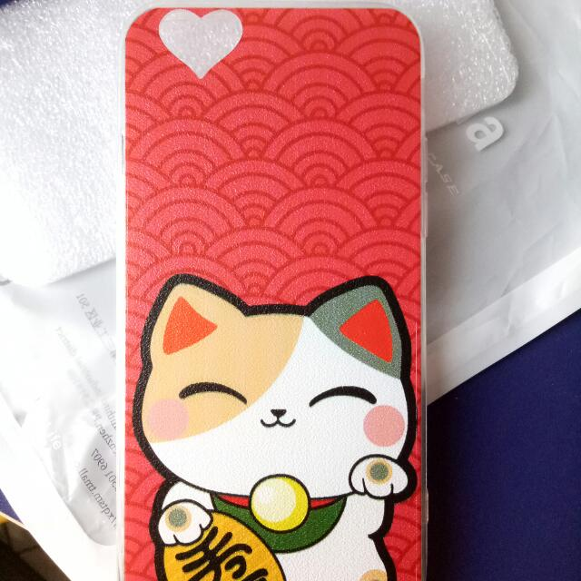brand new iphone6 soft kitty case
