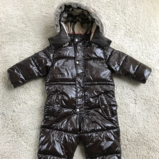 Burberry Toddler Unisex Winter Suit