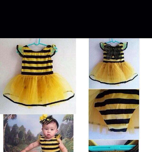 costume bee dress for 6-9' months