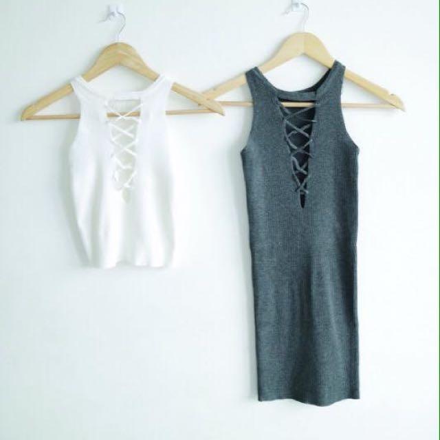 Crisscross Dress Only