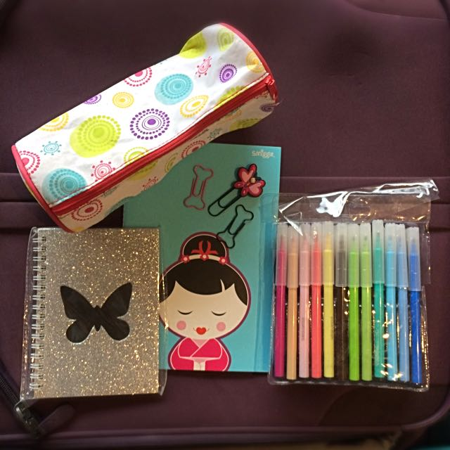 Cute Stationary Set