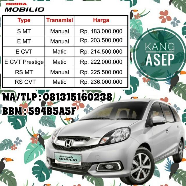 Dp Murah Mobilio Brv Cars For Sale On Carousell