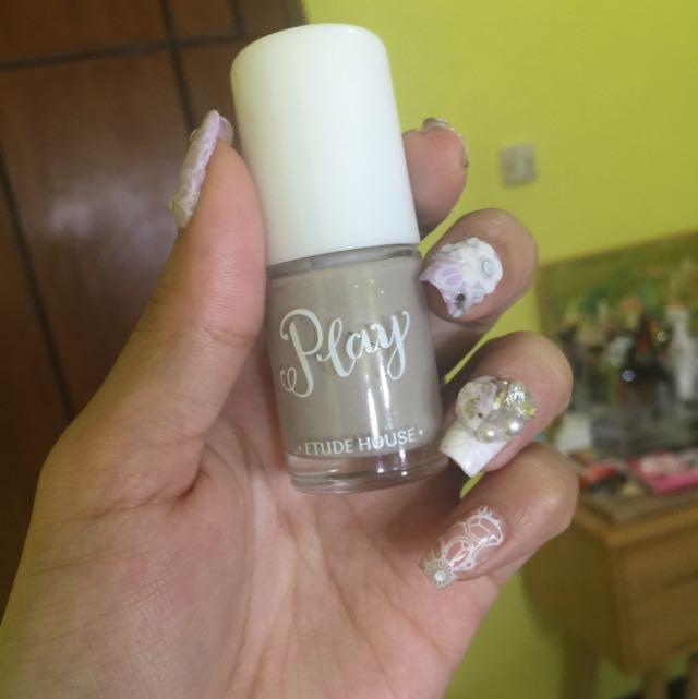etude house nail polish