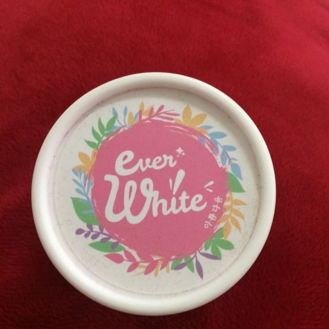 Ever White Instant Whitening Body Cream