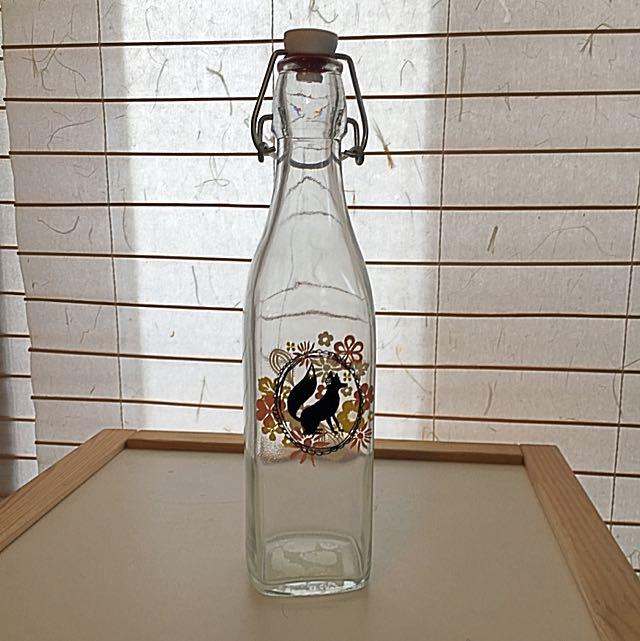 Fox Swing Top Glass Bottle