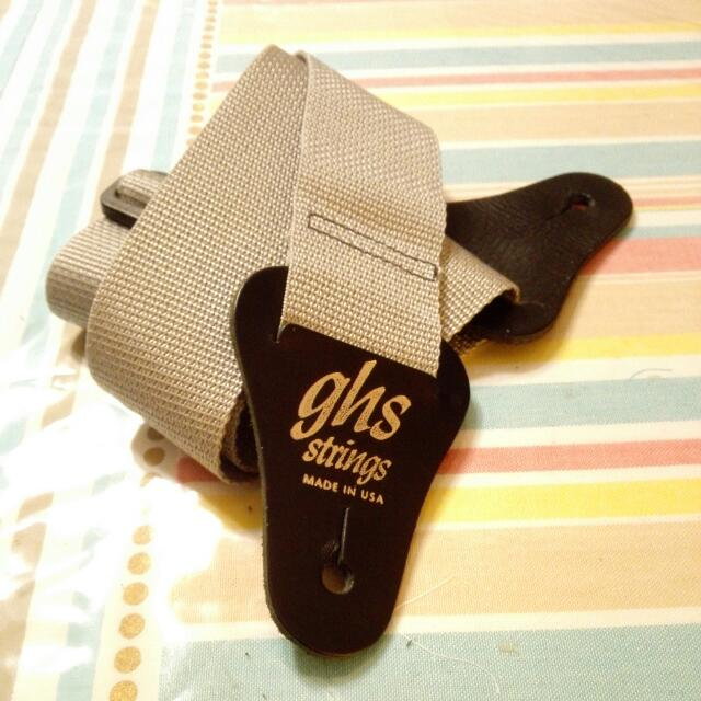 GHS Guitar Strap
