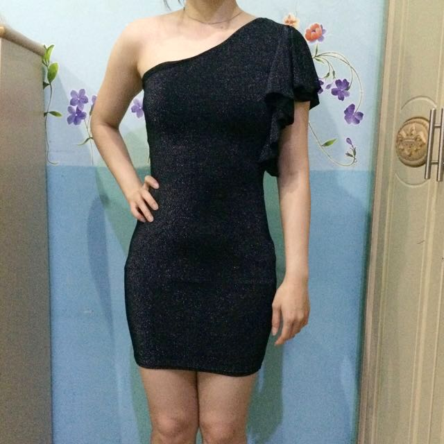 Glamor Bodycon Dress