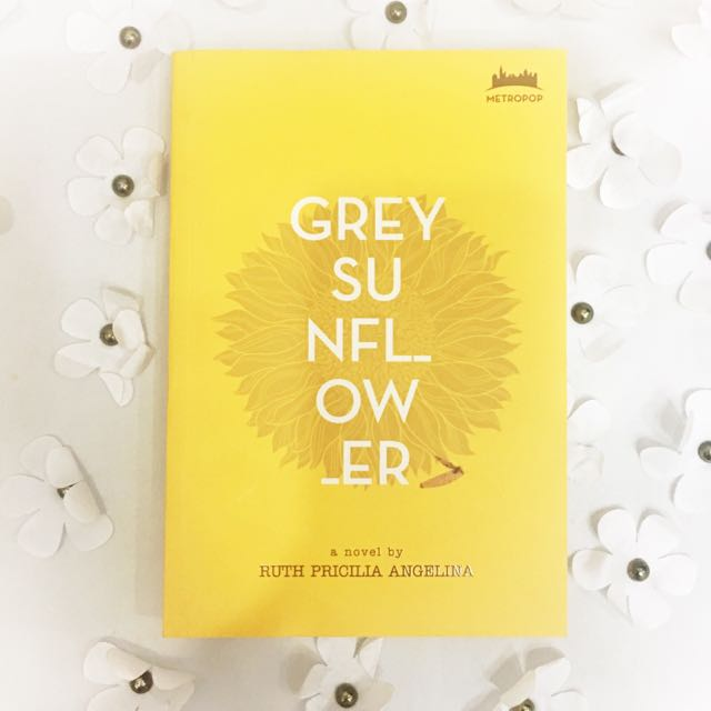 Grey Sunflower