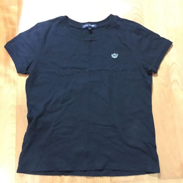 Hang Ten 黑色T-shirt