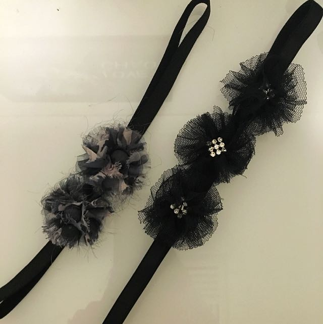 Headbands X2
