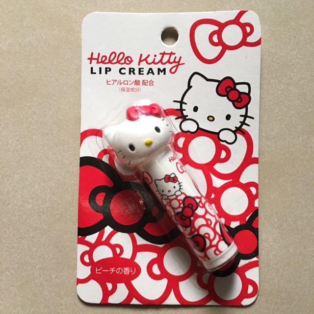 日本-Hello Kitty保濕護唇膏