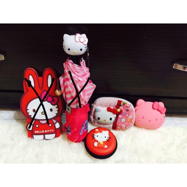 《換物》Hello Kitty 各類商品