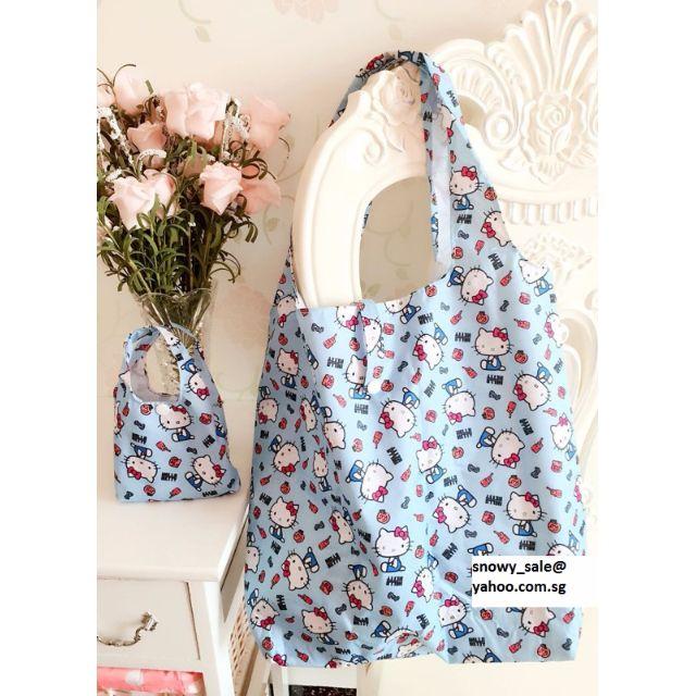 Hello Kitty Shopping Bag   Foldable Bag   Recycle Bag f638ece1645dd