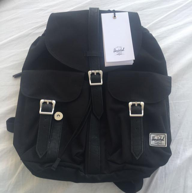 Herschel Dawson Backpack (All Black)