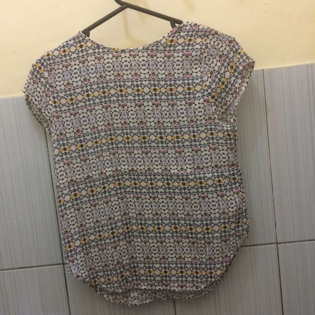 H&M Pattern Shirt