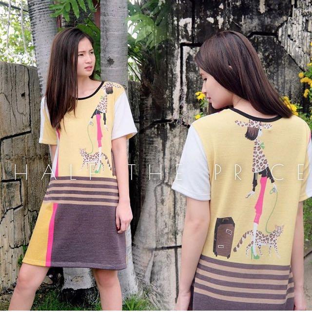 HTP Trapeze Dress