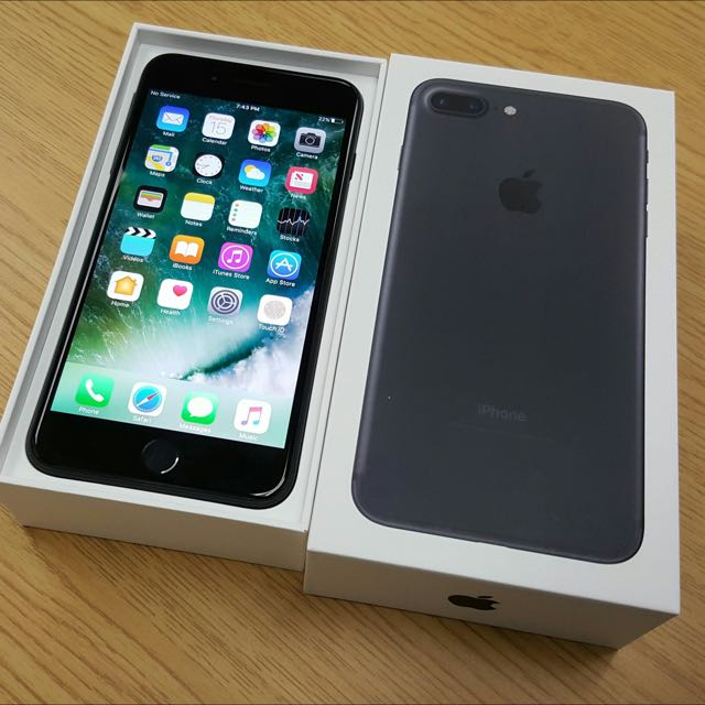 Iphone7 32GB Black Matte