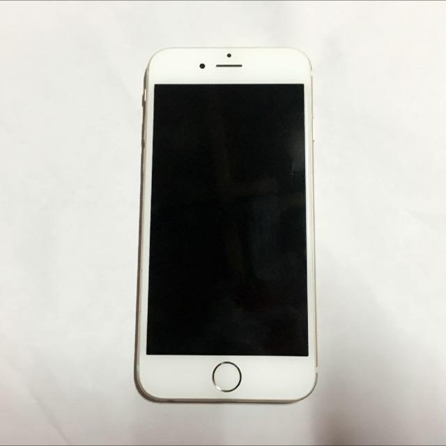 iPhone 6.   64gb Gold