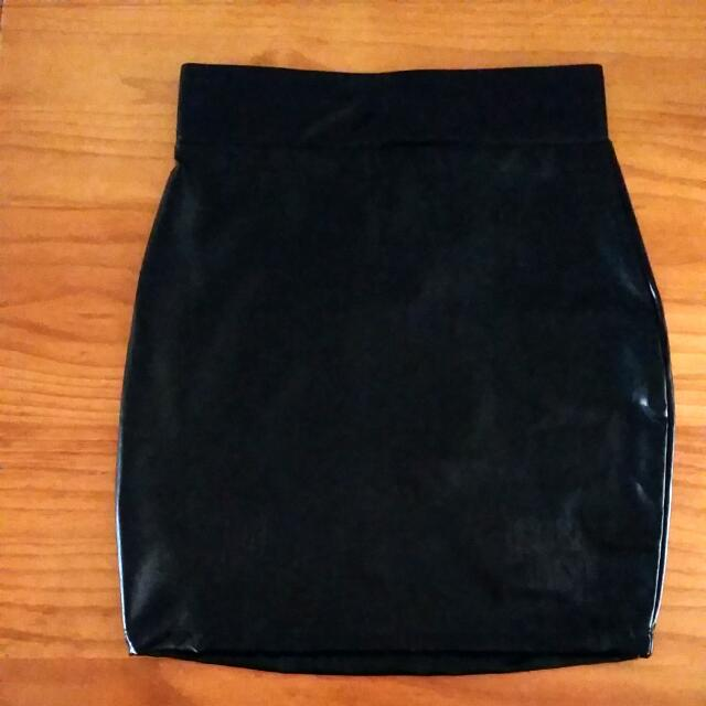 Iron Fist Black Skirt