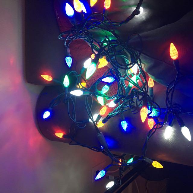 It's The Season Christmas Lights
