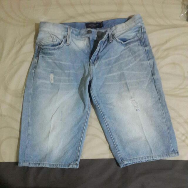 Just Jeans Jeans Ripped Short