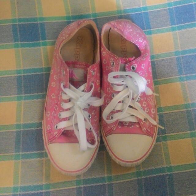Sepatu Wanita Kappa Pink