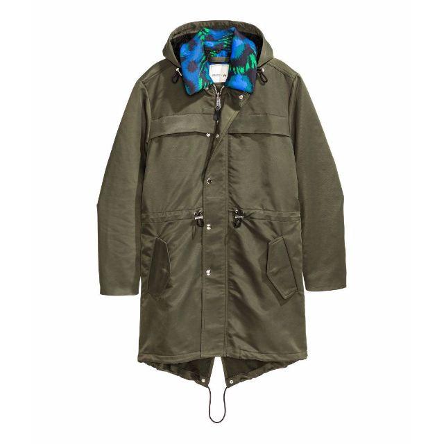 KENZO x H&M Parka Jacket (Size L)