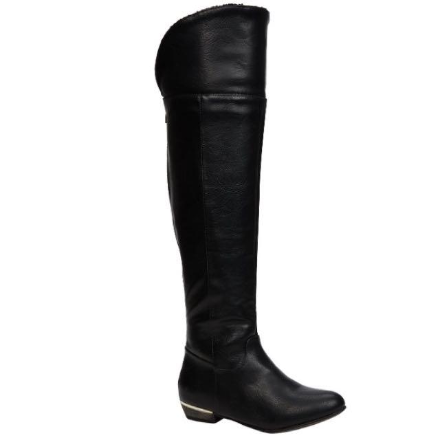 Knee High Fashion Boots