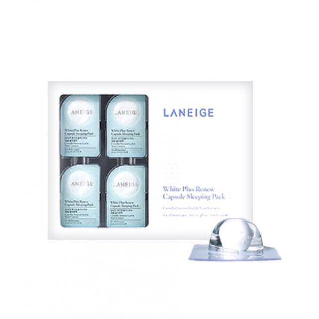 Laneige Whitening Sleeping Mask