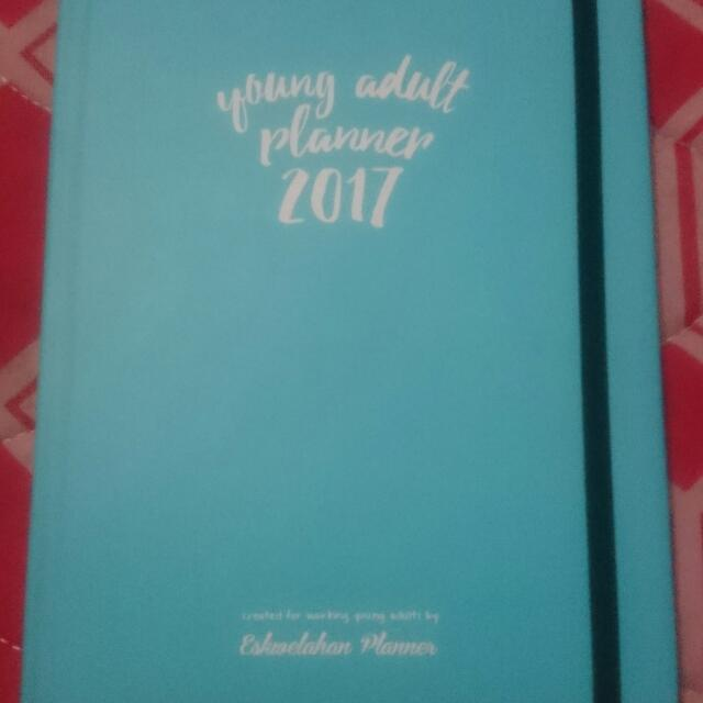 Limited Edition Young Adult Planner 2017