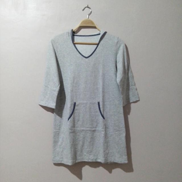 Long Sweat Shirt by Uniqlo