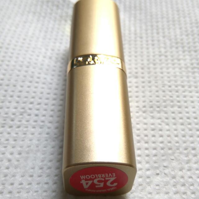 L'oreal Colour Riche Lipstick 254 Everbloom USA Version