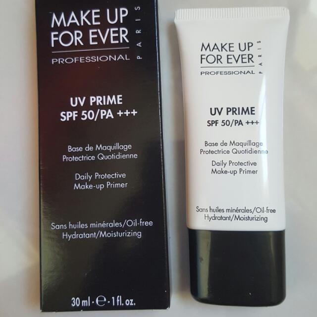 Make Up Forever Uv Prime Spf 50